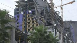 Two Dead, One Missing After New Orleans Collapse