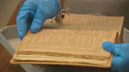 400-Year-Old Stolen US Bible Returned From the Netherlands
