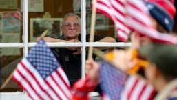Veterans Day Images From Across Massachusetts