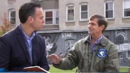 1-on-1 With Joe Sestak, Who's Walking Across NH