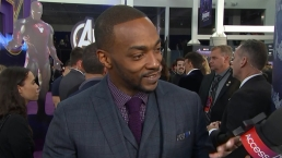 Anthony Mackie Talks Being 'Unemployed' After 'Avengers'