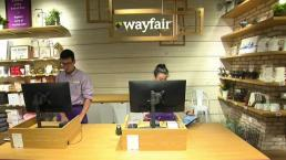 1st Brick-and-Mortar Wayfair Opening at Natick Mall