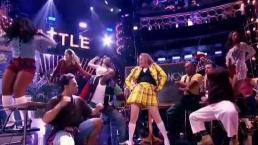 Alicia Silverstone is 'Fancy' on 'Lip Sync Battle'