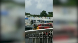 VIDEO: Tornado Rips Roof off Cape Cod Motel