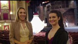 Backstage at 'The Phantom of the Opera'