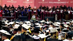 Billionaire Pledges to Pay $40M in Morehouse Student Loans