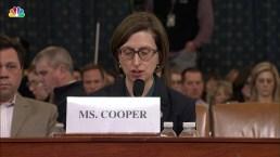 Cooper Sheds New Light on Ukrainian Assistance Timeline