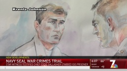 Star Witness Testifies in Navy SEAL War Crimes Trial