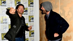 Celebrities at San Diego Comic-Con 2018