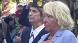 Huge Turnout at Veteran's Funeral After Public Invited