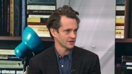 Hugh Dancy Talks 'Apologia'