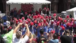 Ice Bucket Challenge Turns 5 at Copley Square