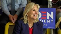 Jill Biden Talks About Education in NH