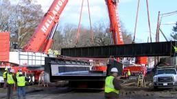 Low-Hanging Bridge Getting an Upgrade