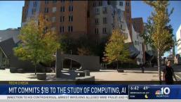 MIT Invests $1 Billion to Study Computing, AI