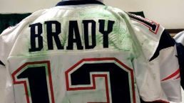 Teen Helps Find Tom Brady Stolen Jerseys
