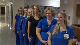 Hospital Prepares for Unique Baby Boom