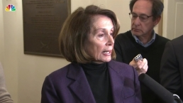 Pelosi: Administration Was 'Irresponsible' in Leaking Trip to Afghanistan