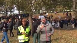 November Free Speech Rally