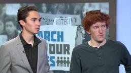 Parkland Students in DC for 'March For Our Lives'