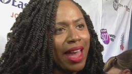 Pressley Returns Home After Trump Doubles Down