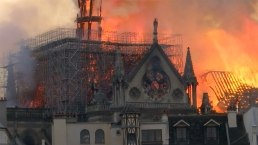 What's Next After Notre Dame Blaze