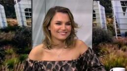 Sitting 'Pretty' with Samantha Barks