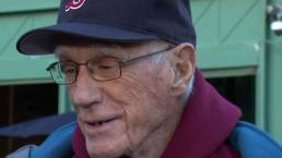 88-Year-Old Red Sox Fan Travels From Nashville to Fenway for Game 1