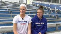 UMass Lowell Athletes Have Strong Friendship After Tragedy