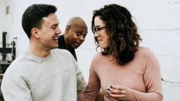 Dave Chappelle Photobombs Ohio Couple's Engagement Shoot