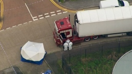 39 People Found Dead in Truck in England