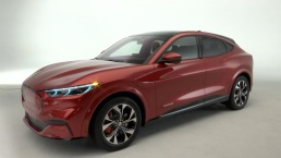 Ford Hopes to Score Big with Mustang Electric SUV