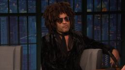 'Late Night': Lenny Kravitz Wore the Same Outfit for 30 Days