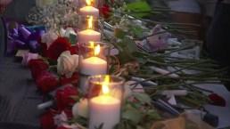 Hundreds Attend Vigil for Santa Fe Shooting Victims
