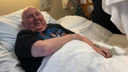 PHOTOS: Man's Dying Wish to See 'Star Wars' Granted