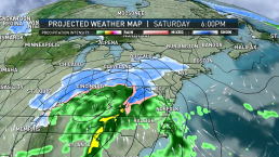 TIMELINE: Weekend Nor'easter Expected to Pack a Punch