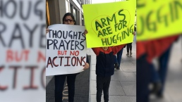 Mom Explains Why She Brought 7-Year-Old to March for Our Lives