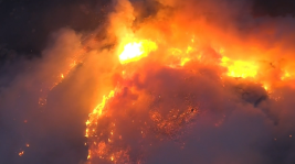 SoCal Fire Still Spewing Flames as Some Evacuations Lifted