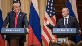 Americans Becoming More Anti-Russia Under Trump: Poll