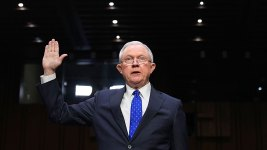 Sessions Defends Comey Firing, Ties It to Clinton Email Case