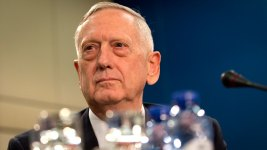 'No Doubt' Syria Still Has Chemical Weapons: Mattis