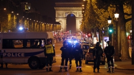 Champs-Elysees Attacker ID'd, Carried Note Defending ISIS