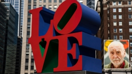 Pop Artist Known for Iconic LOVE Series Dies at 89
