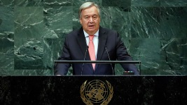 "UN Cautions Against Populism,""Trust Deficit Disorder"""