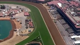 2 Horses Die After Head-On Collision at Del Mar Racetrack