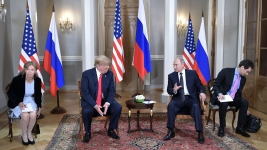 Trump: I'll Be Putin's 'Worst Enemy' If Things Go Bad