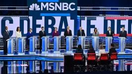 Live Blog: The 5th Democratic Presidential Debate