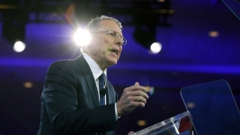 NRA's LaPierre: 'We Must Immediately Harden Our Schools'