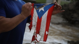Puerto Rico Marks 1 Year Since Maria With Choirs, Protests