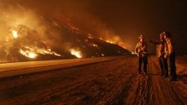 California Wildfires Trigger New Evacuations